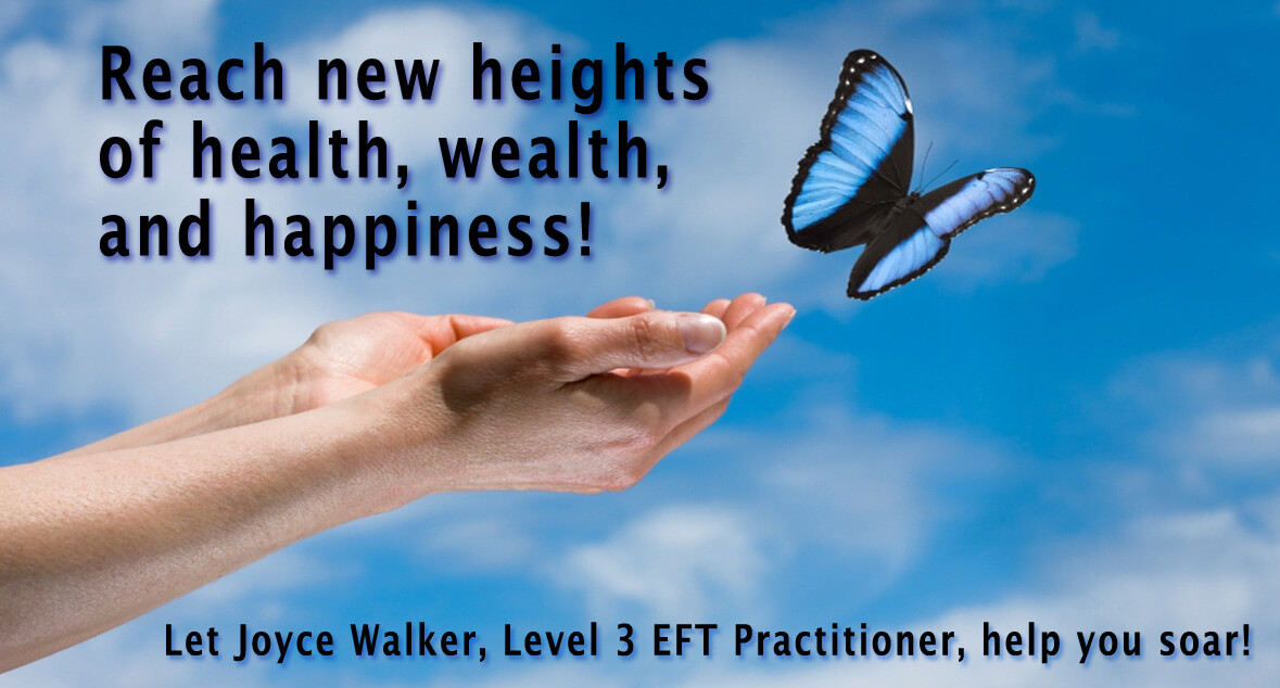 Joyce Walker EFT Practitioner 619-292-2392