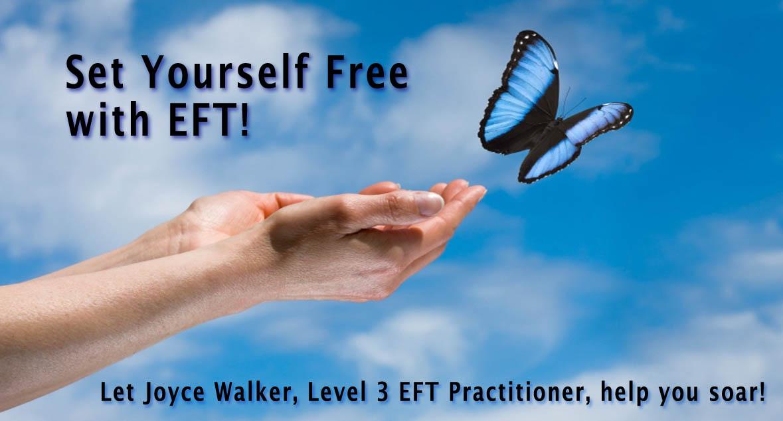 Joyce Walker EFT Practitioner 619-292-2392